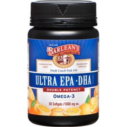 Fresh Catch Ultra EPA-DHA Fish Oil - 60 ct